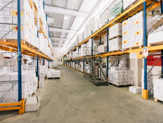 Inventory Storage & Warehousing